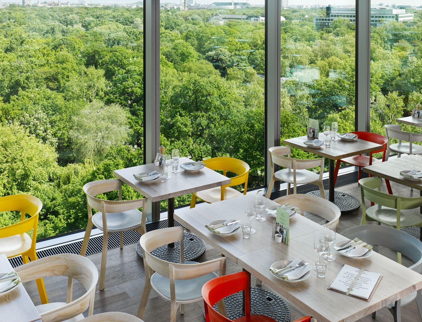 Neni Berlin Das Restaurant In Berlin City West